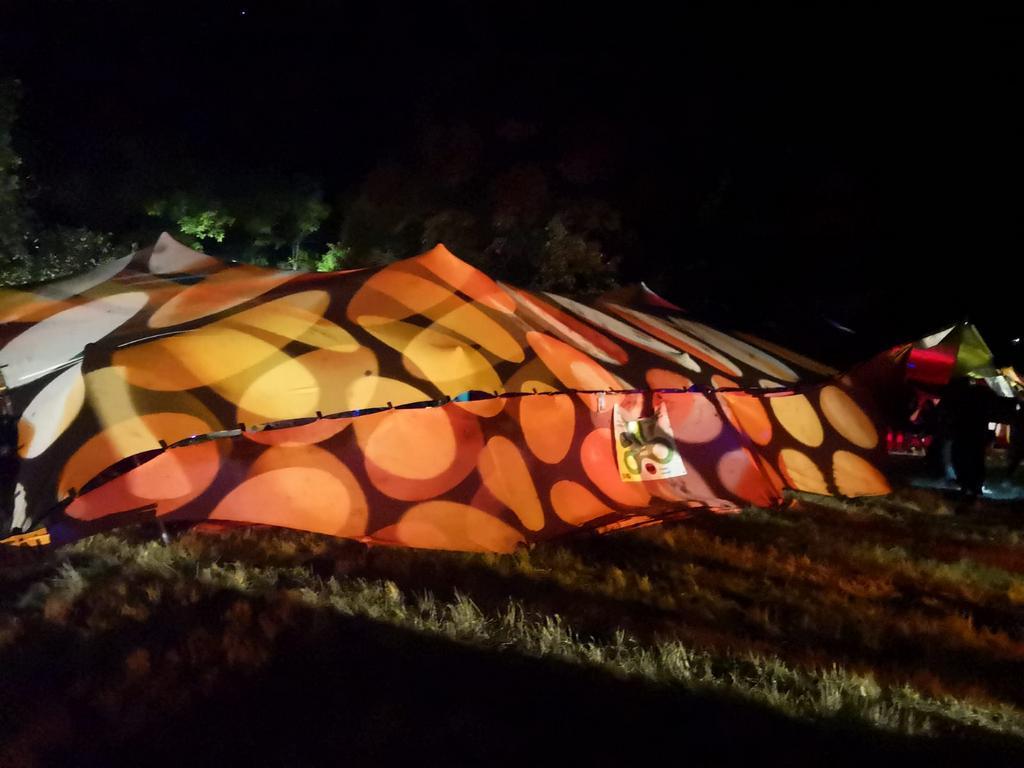 tent design